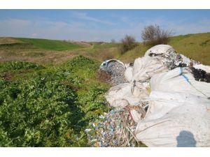 Jandarmadan Çevreyi Kirletenlere Suçüstü
