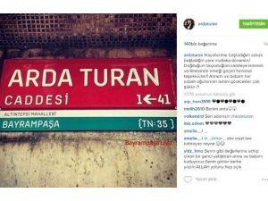 Arda Turan'dan Duygusal Paylaşım