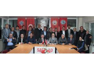AK Parti Osmangazi Samsunlularla Buluştu