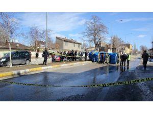 Askeri Araç İle Otobüs Çarpıştı: 4'ü Asker 6 Yaralı