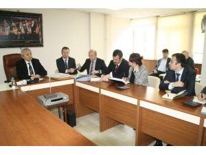 Devrek Belediyesi'nin Otopark İhalesi Yapıldı