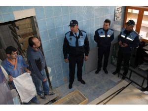 Niğde Belediyesi Zabıta Ekipleri Fırınları Denetledi