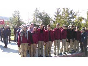 Yozgat Darüşşifa Sağlık Meslek Lisesi Çanakkale Şehitlerini Andı