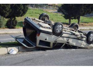 Aracın Denge Kolu Baba, Anne Ve İki Çocuğu Öldürüyordu