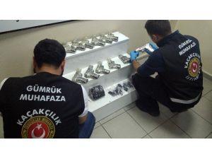 Habur'da Silah Operasyonu