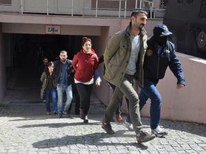 Nevruz Öncesi Gözaltına Alınan Şüpheliler Adliyeye Sevk Edildi