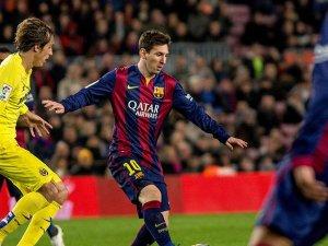 El bileği kırılan taraftardan Messi'ye tepki