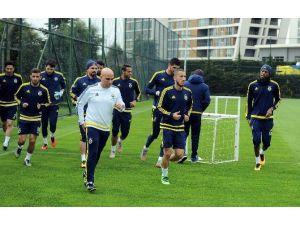 Fenerbahçe'de Osmanlıspor Mesaisi Başladı