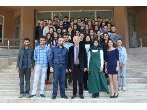 Başkan Toyran, Söke İşletme Fakültesi'nde Derse Konuk Oldu