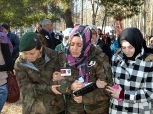 Şehit Polisin Eşinden Duygulandıran Mektup