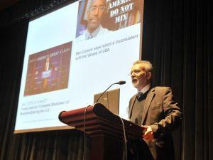 """Prof. Dr. Gündüz: """"Batı, Şiddet Ve Terörü İslam İle Bağdaştırıyor"""""""