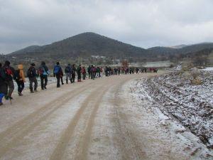 Doğasaverler Çanakkale Zaferi'ni Kocatepe Kutladı