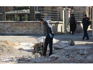 Gaziantep'te Şüpheli Valiz Emniyeti Alarma Geçirdi