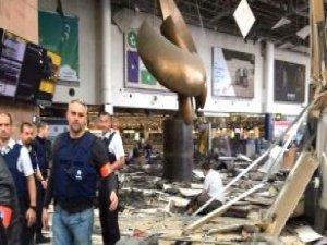 Brüksel'deki Patlamada Bir Türk Ağır Yaralandı