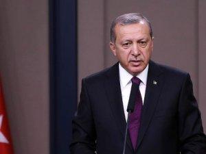 Cumhurbaşkanı Erdoğan'dan Belçika'ya Taziye Mesajı