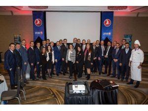 Türk Hava Yolları'ndan Amerika Çıkarması