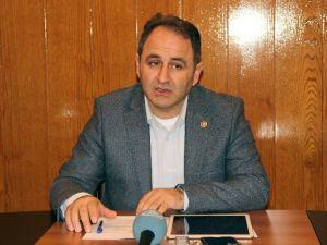 Milletvekili Murat Demir, Taşeron İşçileri Kutladı