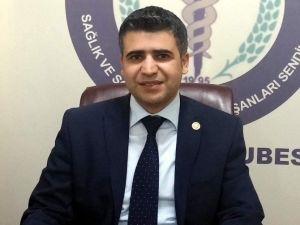 Sağlık-sen Başkanı Barutçu'dan, Att'ler Günü Mesajı