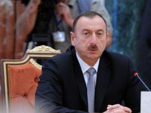 Cumhurbaşkanı Aliyev'den Belçika'ya taziye mesajı