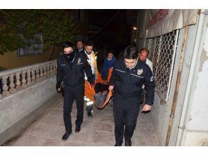 'Eve Giren Hırsız Bıçaklandı' Dedi Polis Gerçeği Polis Ortaya Çıkardı
