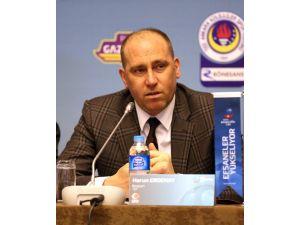 Spor Toto Basketbol Ligi Lig Kurulu toplantısı yapıldı