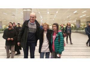 Sınır Dışı Edilen İngiliz Akademisyen Yeniden Türkiye'de