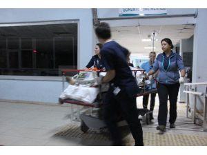 Bartın'da Trafik Kazası: 1 Yaralı