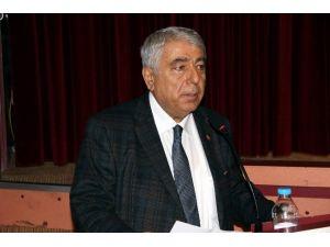 Kaptid Başkanı Dinler Turizm İl Müdürü Birsöz'e Veryansın Etti