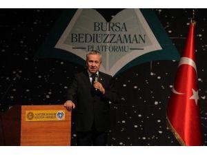 """Bülent Arınç: """"Bonzai Türkiye'de Büyük Bir Felaket"""""""