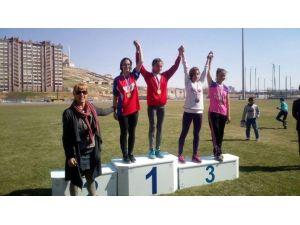 Özel Sanko Okulları Öğrencisi Atletizmde İl Birincisi Oldu