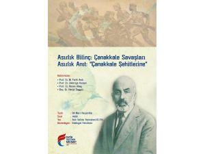 Tarih Ve Edebiyat Penceresinden Çanakkale