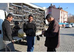 Varto'da Tavuk Satışları Başladı