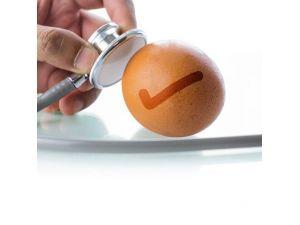 """Diyetisyen Işın Sayın: """"En Sağlıklı Yumurta, Tam Pişmiş Yumurtadır"""""""