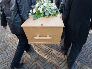 Cenaze Töreninde Cesetlerin Karıştırıldığını Kimse Anlamadı