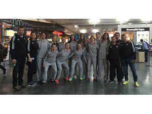 Basketbol U16 Yıldız Kız Milli Takımı, Hırvatistan'a Gitti