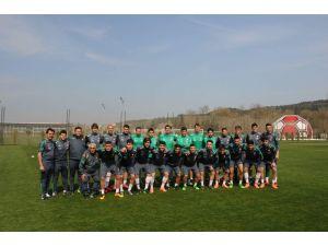 Futbolda U19 Milli Takımı İtalya'ya gitti