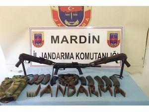 Mardin'de 3 Adet Uzun Namlulu Silah Ele Geçirildi