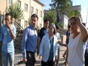 HDP'li Vekile Vatandaştan Sert Tepki: Devlet Ne Zaman Roket Atmış