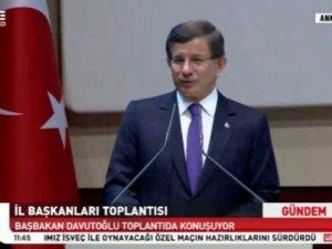 Davutoğlu: Independent'a teşekkür ediyoruz