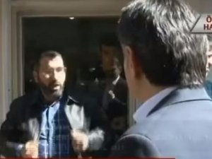 HDP'li vekile vatandaştan sert tepki