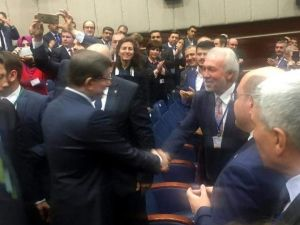 Ali Çetinbaş, Genişletilmiş İl Başkanları Toplantısı'na Katıldı