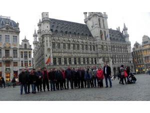 Döşemealtı'nın Avrupa Açılımı