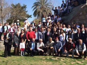 Çanakkale'de Ruhu Antalya'da