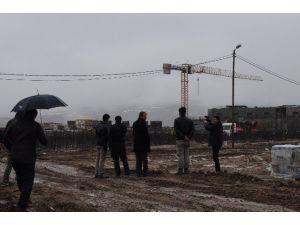 Yozgat Yeni Cezaevi İnşaatı Hızla Sürüyor