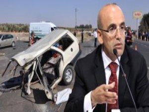 Mehmet Şimşek: Trafik Sigorta Primlerinin İnmesini Amaçlıyoruz