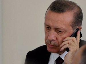 İsrail Cumhurbaşkanı'ndan, Cumhurbaşkanı Erdoğan'a Teşekkür Telefonu