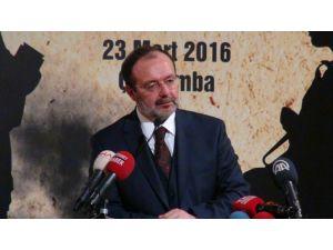 Diyanet İşleri Başkanı Görmez: Patlayan bombalar İslam'ı tehdit ediyor