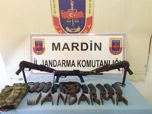 Mardin Derik'te PKK operasyonunda 2 kişi gözaltına alındı