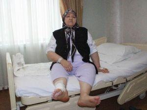Tekirdağ'da Başarılı Ayak Bileği Protezi Operasyonu