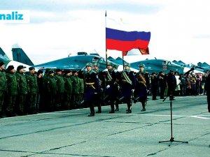 Rusya Suriye'den 'çekilmeden' çekildi